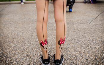 Gemusterte Strumpfhosen – betonen Sie Ihren Stil!